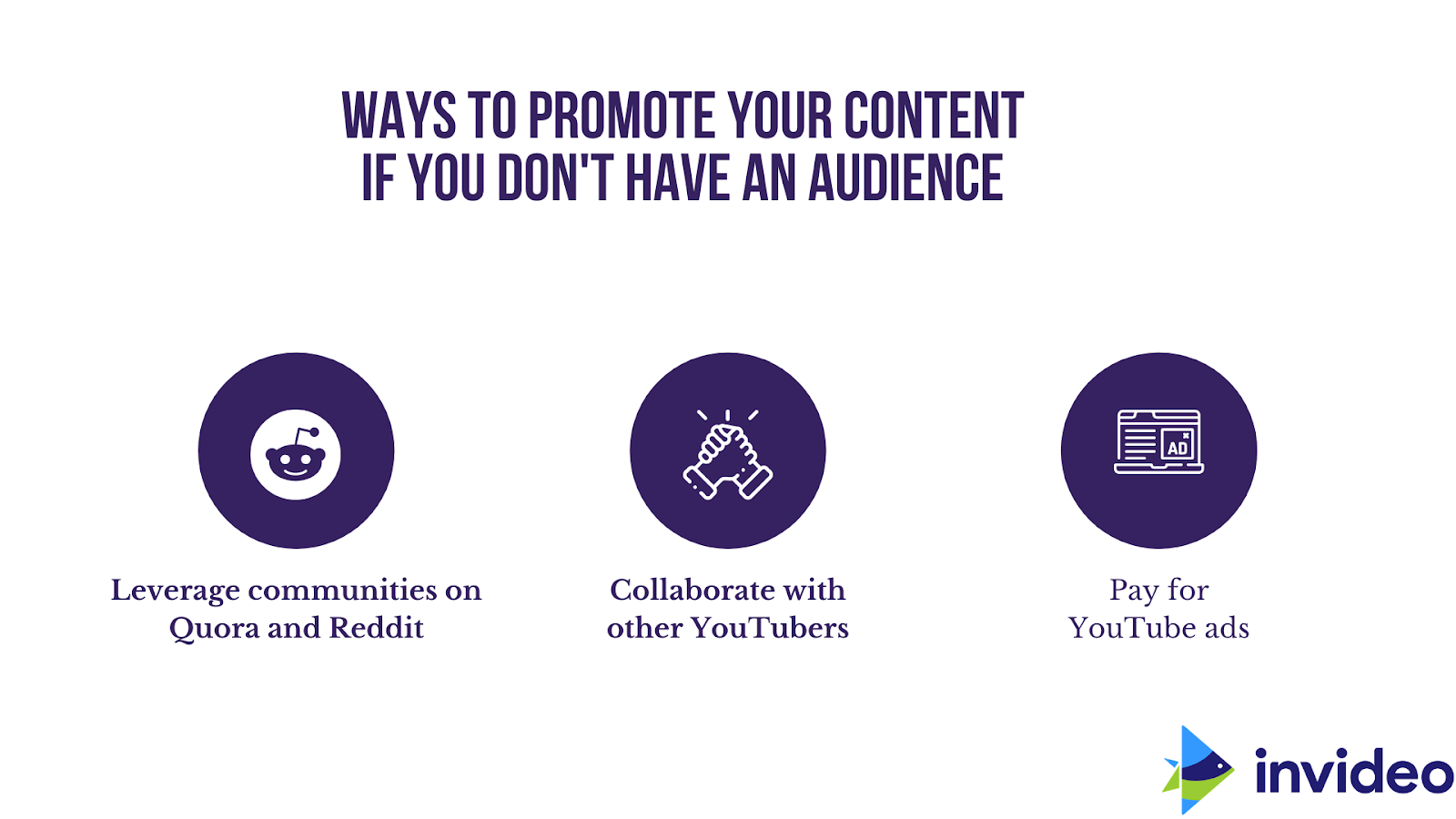 How to Promote Your YouTube Videos If You Don't Have An Audience Yet